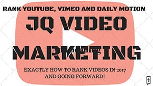 Best Video Marketing Course - JQ Video Marketing!