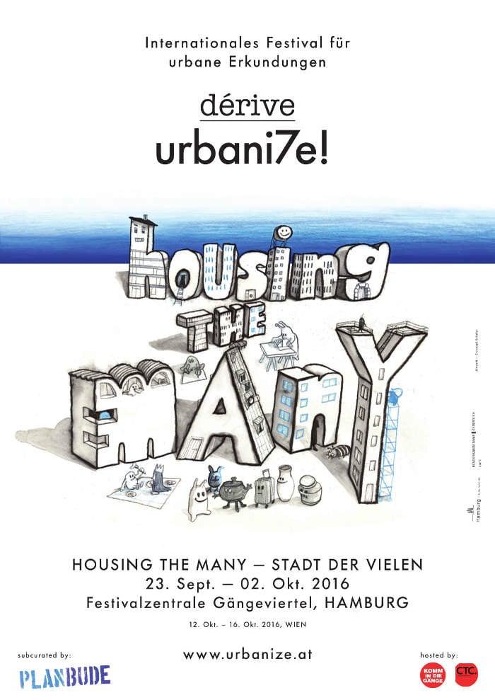 Urbanize 2016 - Housing the Many