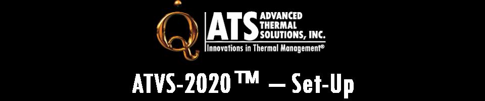 ATVS-2020™ – Set-Up