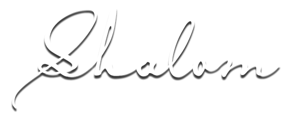 Shalom - My Peace I Give to You
