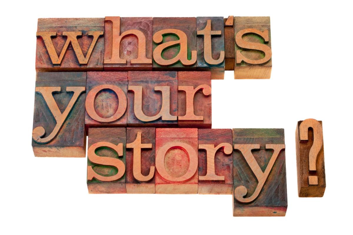 Story Telling by Tony Gorkiewicz of 10ten Studios