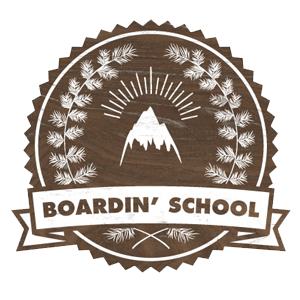 Boardin' School