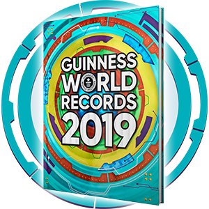 B Roll 2019 Guinness World Records