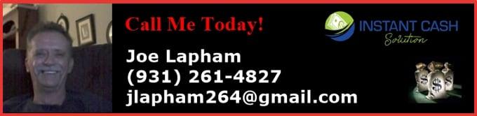 Joe Lapham