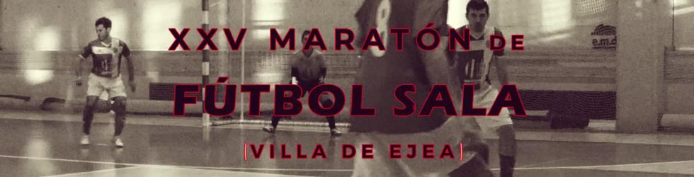 Maratón de Fútbol Sala 2019