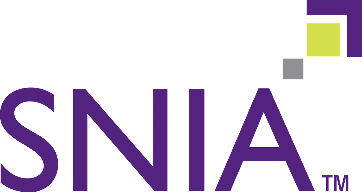 SNIA - Advancing Storage and Information Technology