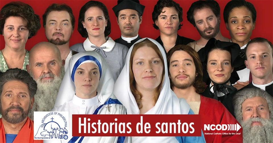 Historias de santos