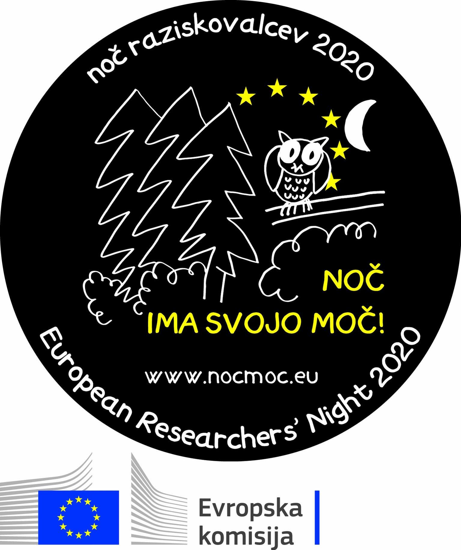 Evropska Noč raziskovalcev skozi filmsko prizmo UNG AU