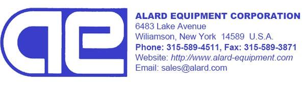 Alard Industrial MEAT Processing Equipment Video Demos