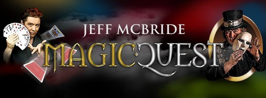 Jeff McBride - MagicQuest / Promo Video Collection