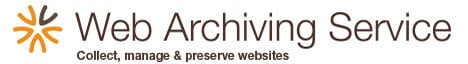 Web Archiving Service