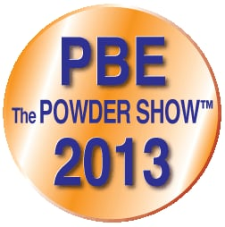 PBE's 2013 Midwest Conference & Powder Show™