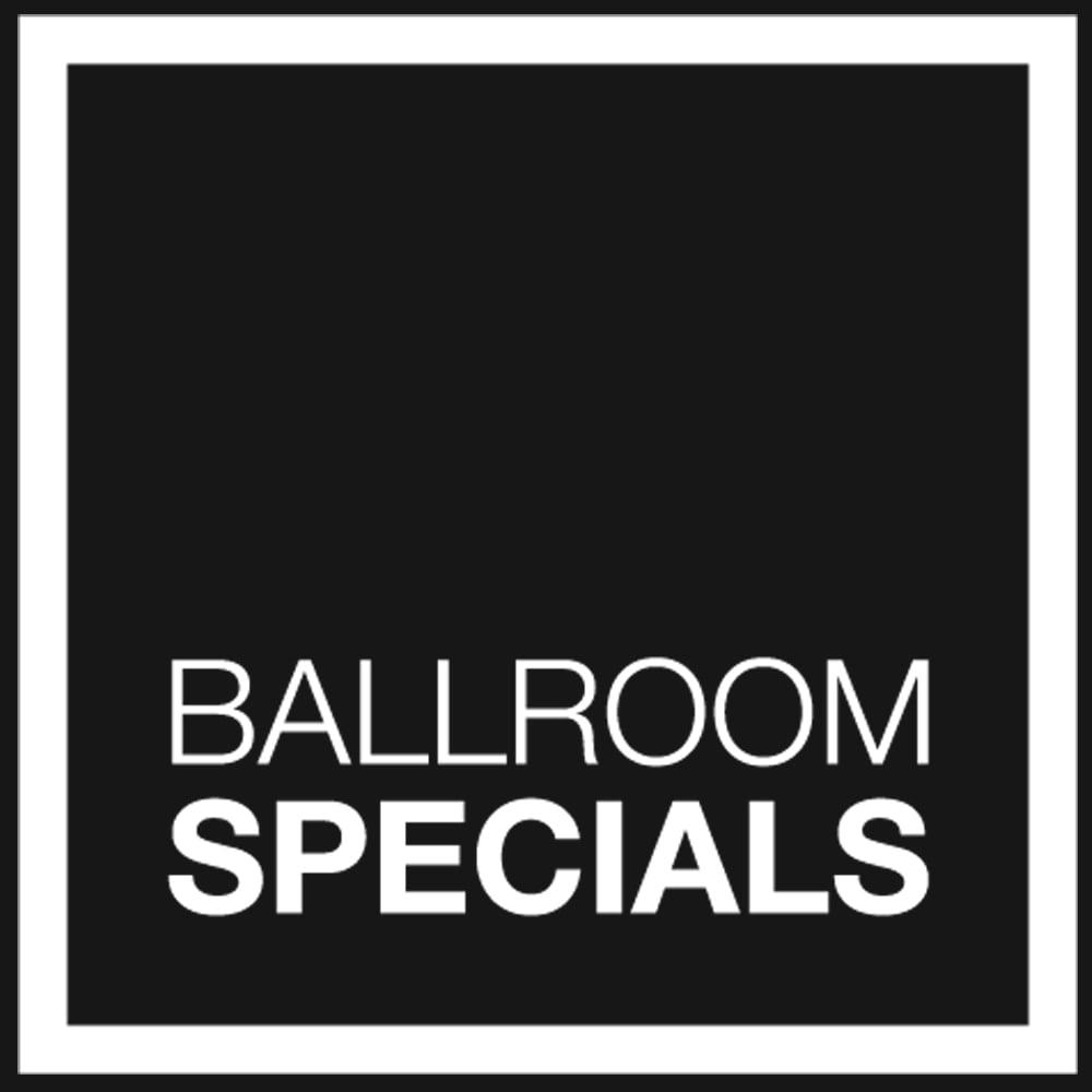 Ballroom Specials