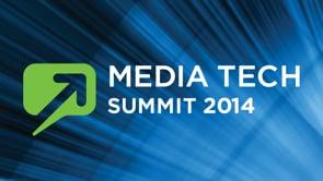 Media Technology Summit 2014