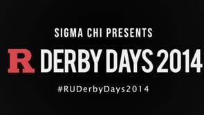 #RUDerbyDays2014