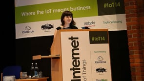 IOT14 - The second Internet of Things Forum