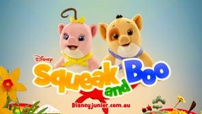 SQUEAK & BOO