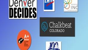 Denver Public Schools Board of Education Debates 2015