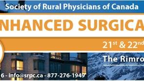 Enhanced Surgical Skills CME Program - Banff January 2016