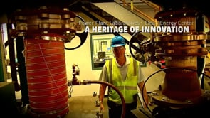 Power Plant Laboratories Clean Energy Center: A HERITAGE OF INNOVATION