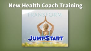 New Health Coach Training