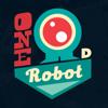 One Eyed Robot