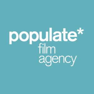 Profile picture for Populate - film agency