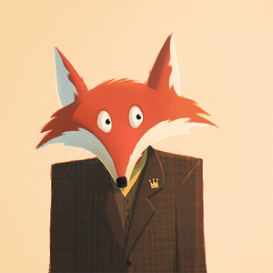 Profile picture for The Fox And King