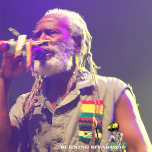 Profile picture for Burning Spear