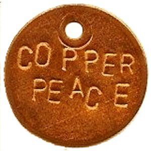 Profile picture for COPPERPEACE