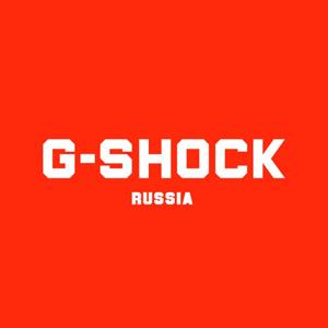 Profile picture for G-SHOCK Russia