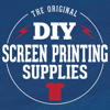 DIY Screen Printing Supplies