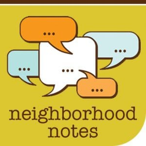 Profile picture for Neighborhood Notes