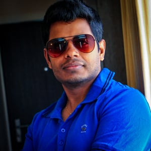Profile picture for JAGADEESH NAIR