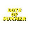 Boysofsummer