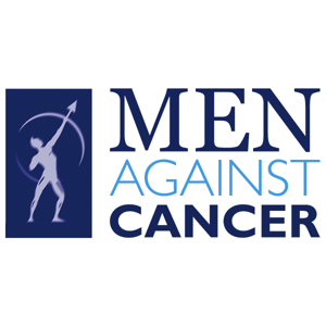 Image result for men against cancer logo