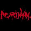 A.C.R.O.N.Y.M
