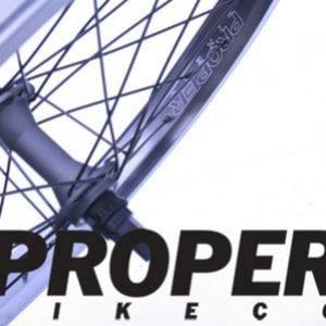 Profile picture for Proper BMX Co