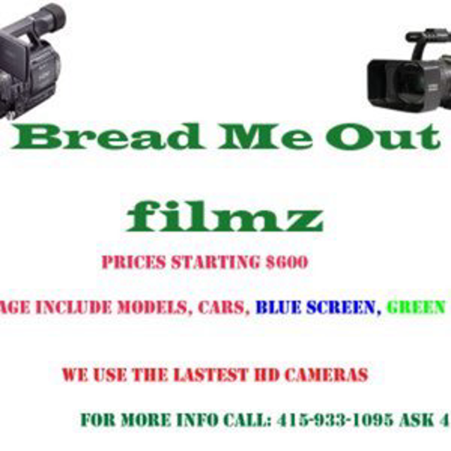 BREAD ME OUT FILMZ On Vimeo