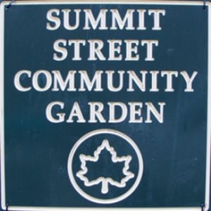 Profile picture for Summit Street Garden