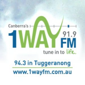Profile picture for Canberra's 1WAY FM