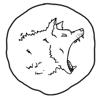 WOLF MEDALLION