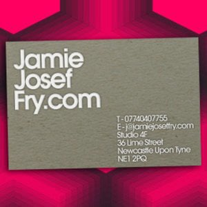 Profile picture for Jamie Josef Fry