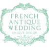 French Antique Wedding