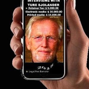 Profile picture for Ture Sjolander