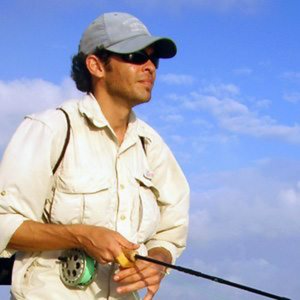 Profile picture for Davin Ebanks, Fly Fishing Guide