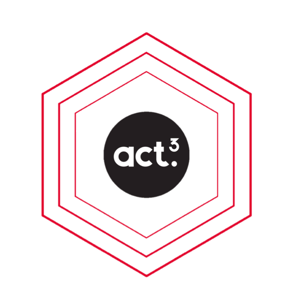 Profile picture for act.³