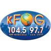 KFOG Radio 104.5/97.7