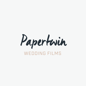 Profile picture for Papertwin Weddings