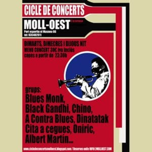 Profile picture for Cicle de Concerts Moll Oest